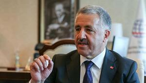 Ulaştırma Bakanı açıkladı: O seferler 18 Haziranda başlıyor