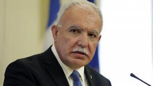 Filistin Dışişleri Bakanından BM kararı açıklaması