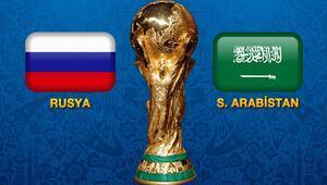 Dünya Kupası başlıyor Açılış maçında en popüler iddaa...