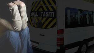 Kız öğrencileri taciz eden servis şoförünün cezası belli oldu