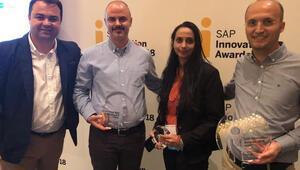 Akıllı şehirler projesine SAPden ödül
