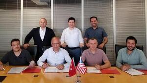 Türk girişimcilerden ABD çıkarması