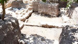 Bodrumda inşaat çalışmasından 1800 yıllık tarih çıktı