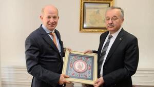 İngiltere Büyükelçisi Chilcott, Edirnede