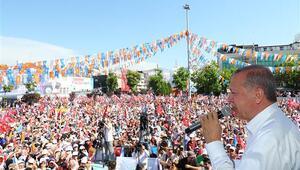 Cumhurbaşkanı Erdoğan: Bir müjde vereyim, Akıncı uçağımız geliyor