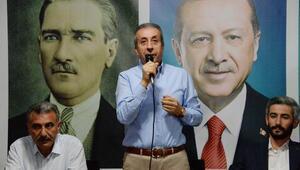AK Partili Eker: Çözüm sürecinde HDP bize yardım etmedi