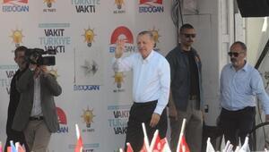 Erdoğan: Bir müjde vereceğim; Akıncı uçağımız geliyor