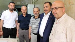Bakan Eroğlu: Menbiçte ABDnin sözünü yerine getirmesi lazım