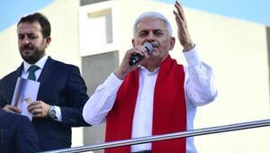 Başbakan Çekmeköyde konuştu
