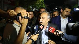 Bakan Fakıbabadan Suruç açıklaması