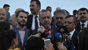Son dakika... Cumhurbaşkanı Erdoğan Suruçtaki olayın nasıl gerçekleştiğini anlattı