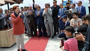 Akşener: Allah aşkına kardeşlik, birlik hukukunu gözetmeye devam edelim