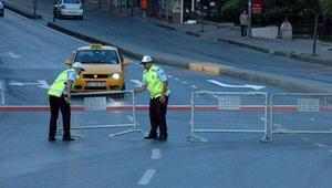 İstanbullular dikkat Yarın bazı yollar kapalı