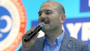İçişleri Bakanı Soylu: Suruçtaki olayın sorumlusu Muharrem İncedir