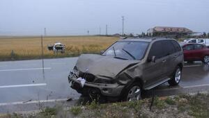 Kütahyada kaza: 4 ölü, 4 yaralı