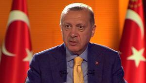 Cumhurbaşkanı Erdoğan, Muharrem İncenin televizyon davetine cevap verdi