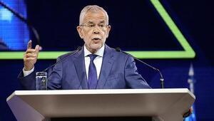 Avusturya Cumhurbaşkanı Bellenden Almanya'ya casusluk suçlaması