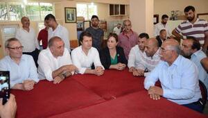 CHPli Tekin: AKPye oy değil yol verin