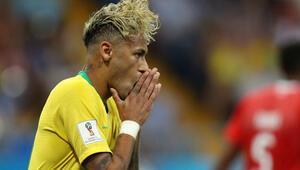 Brezilya da tökezledi
