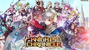 Knights Chronicle oyunu tüm dünya ile aynı anda Türkiye'de
