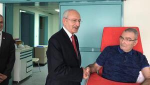 CHP Genel Başkanı Kılıçdaroğlundan Deniz Baykala bayram ziyareti