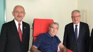 Kılıçdaroğlu, Baykalı ziyaret etti