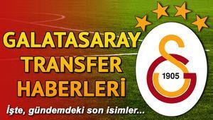 Galatasarayda son transfer haberleri | Transferde önemli gelişmeler