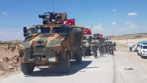 Önce Başbakan sonra Cumhurbaşkanı duyurdu Türk askeri göreve başladı...