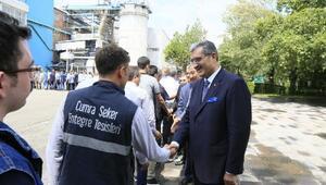 Recep Konuk: Konya Şeker, ekonomik krizleri güçlenerek attı