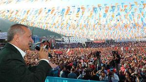 Erdoğan: Münbiç'te Amerika'da vardığımız anlaşmayı adım adım hayata geçiriyoruz