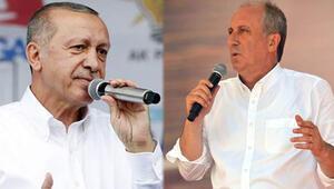 Cumhurbaşkanı Erdoğan'dan Muharrem İnce için dershane ve şiir kitabı eleştirisi