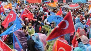 Erdoğan: Münbiçte, devriye gezme olayı dedik, o da başladı (3)