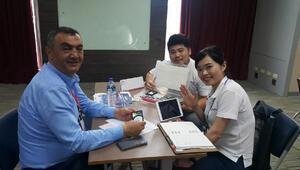 Kayserili sanayicilerden Tayvan'a iş seyahati