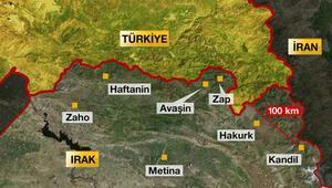 CNNTürk Özel Dosya: Kandil neden önemli İşte Iraktaki terör kampları