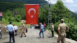 Trabzon'a şehit ateşi düştü (2)