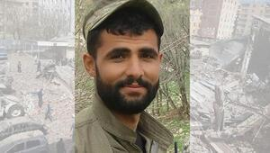 Tünel bombacısı PKKlı terörist öldürüldü