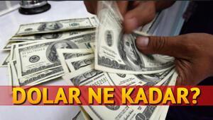 Dolar 4.75in üzerine çıktı Dolar kuru bugün ne kadar oldu