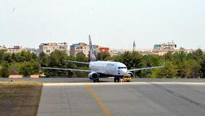 Diyarbakır-Almanya arasında karşılıklı uçak seferleri başladı