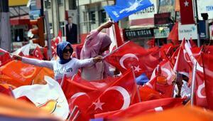 Cumhurbaşkanı Erdoğan: Ülkede yasak olan tek şey terör