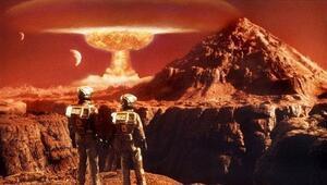 Marsta gizemli kayaların kaynağı volkanik patlamalar olabilir