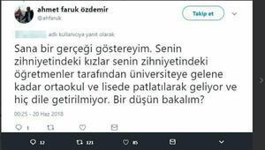 SDÜ profesörüne tweet soruşturması