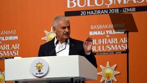 Başbakan Yıldırım: Sıra Kandilde, orayı da başlarına yıkacağız (2)