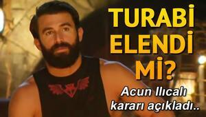 Turabi Survivordan elendi mi İşte Turabi hakkında alınan karar