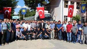 MKEKten Afrinde görevli Mehmetçiğe 4 bin milli piyade tüfeği
