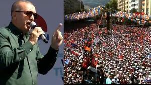 Cumhurbaşkanı Erdoğan: O liderler toplantısında 35 tane önemli isimi orada bitirdik