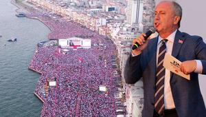 Muharrem İnceye İzmirde büyük ilgi: Kadro hazır zımba gibi bir ekip var