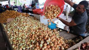 Soğan fiyatlarıyla ilgili çok önemli açıklama: 3-4 gün içinde...