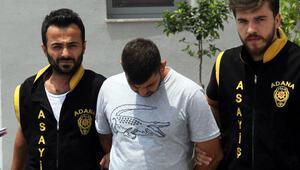 Adanada Komiser Kemal yakalandı