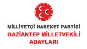 Gaziantep MHP Milletvekili Adayları kimler 2018 MHP Gaziantep Adayları
