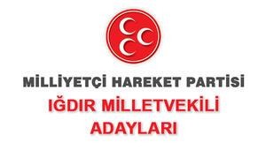 Iğdır MHP Milletvekili Adayları kimdir 2018 MHP Iğdır Adayları